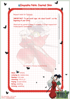 Inuyasha Skin for Satinels by 16thSquadSanseki