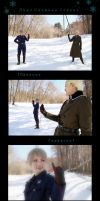 hetalia photocomic1 by azuooooo