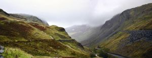 Lake District - Honistor Pass by JimmyJam75