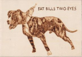 Fat Bills Two Eyes by TheTurnerPack