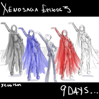 Xenosaga 3 Countdown 9 days by shojokakumeii00