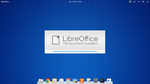 splash screen libre office elementary OS by dr-Styki