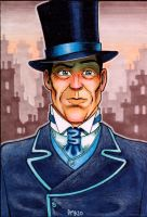 The Man From Baker Street by Frohickey