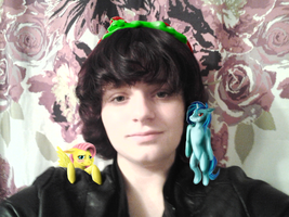 Ponies and I by ZimmyRose