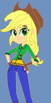 The Time Lords-Applejack by GamerGirl14