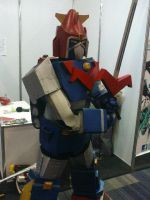 Voltes V by thereanimatedunknown