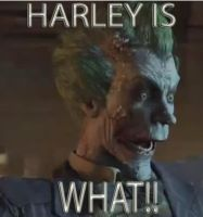 Joker finds out harley's pregant by jokercrazy