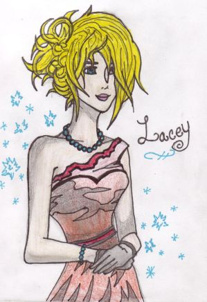 The Fates: Lacey