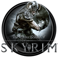 Elder Scrolls V Skyrim Icon  version 2 by OutlawNinja