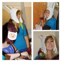 Fionna Cosplay by cirrus-cosplay
