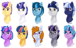 Favorite NG's - Twilight Offspring by Lost-Our-Dreams