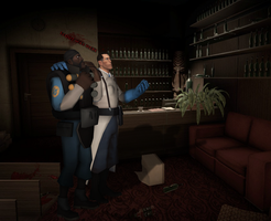 TF2: Alcohol will Never Fail for a Demo by SovietMentality