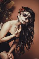 La Dia De Los Muertos (Day of the Dead) by miss-gidget
