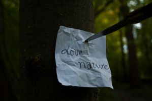 love nature- till its too late by Fab1Fotodes1gn
