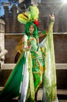 Rydia of Mist Not need more by Larxenne