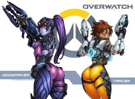 Overwatch by DarkerEve