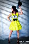 ALA Fashion Show - Bill Cipher Dress by DarlingArmy