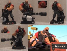 Warhammer Models: The Heavy. by armoured-lemming
