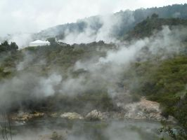 Geothermal Area 55 by raindroppe