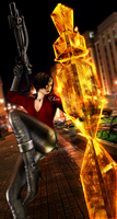 Combo - Ada Wong by LeonCray
