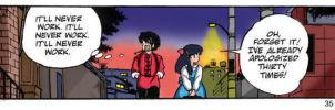 Ranma in Color by SpikeRevell