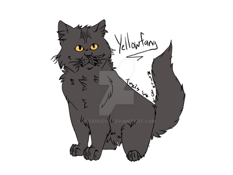 Day 11 of WC Challenge: Yellowfang by Tigerpool