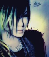 Uruha by ColliEnaid