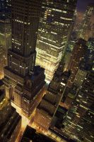 Night in NY by evanerichards