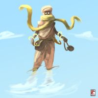 A for Arabics - Adventure - Airbender by Senior-X