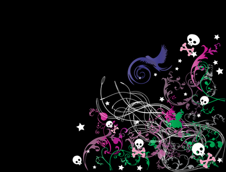 Skully wallpaper by justthisaccount