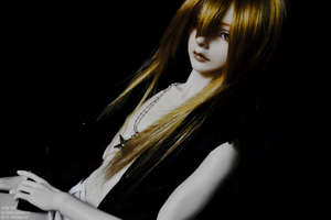 Love Me, Feel Me by AidaOtaku-BJD