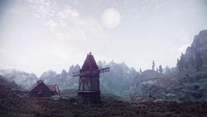 Beauty of Skyrim IV by MuuseDesign