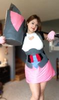 Nora cosplay update! by Pathlon