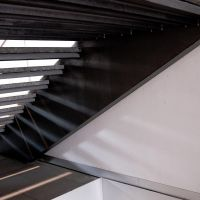 Stairway down from He by chuckiefree