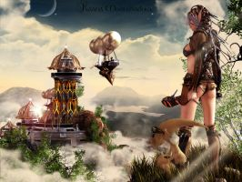 Brave new World by KaanaMoonshadow