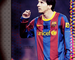 MESSI by carlahere