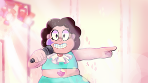 Steven Universe Sadie's Song Re-draw by Ao-No-Lupus