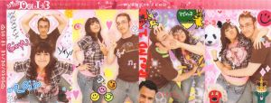 First Real Purikura by coffeejelly