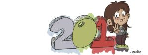 2013 by millegas