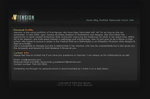 Vtension.com v.1 by xyunaxfantasiesx