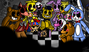 The Binding of Jeremy by CandyKidneys