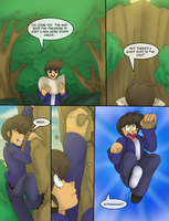 Another Sword, Another Stone p1 by AkuOreo