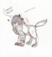 Open Breedable wolf by 12girlwithadream