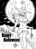 Happy Halloween by wayner8088