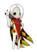 ww Ghirahim by Evomanaphy