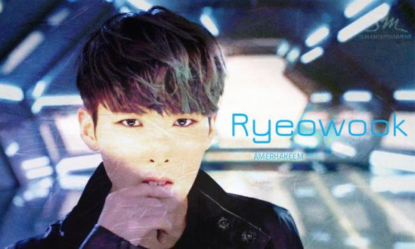 Ryeowook by AMerHAkeem