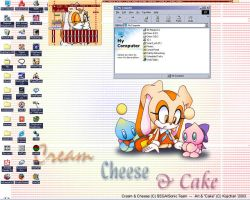 Screenshot - Cream Cheese Cake by Kojichan