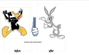 mentos looney toons add by crabula290e