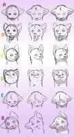 How-To-Draw Wolves Part 4 by DogWolf129