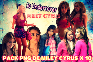 miley cyrus pack png by Dolly-Editions